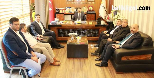 Mustafa Hekimoğlu, Büyükşehirden Başkan Aday Adayı Oldu