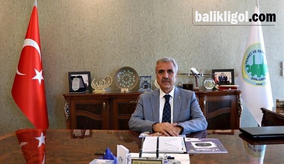 ŞUTSO Başkanı Peltek: Hedeflerimize Ulaşmak İçin Kenetlenmemiz Lazım