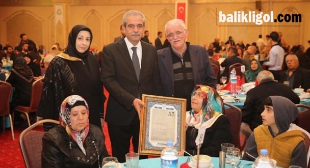 Urfa'da 40 Yılın Hatırına vefası