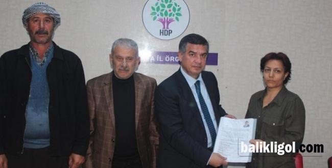 Ankara'daki Tren Kazasında HDP Bozova İlçesi Başkan adayı Adayı da öldü