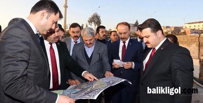 Çevre ve Şehircilik Bakanı Murat Kurum'dan Yeşildirek müjdesi