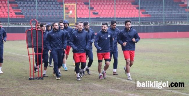 Karaköprü Belediyespor 2. Devre Hazırlıklarına Başladı
