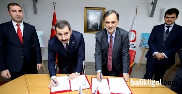 Karaköprü için 2 önemli proje! protokolü imzalandı