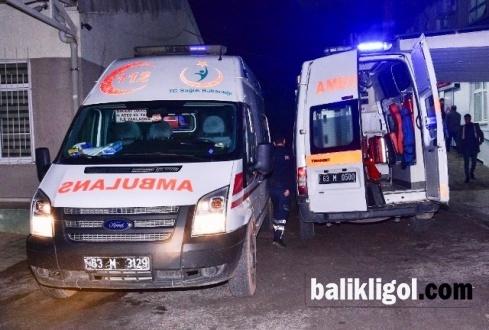 Olay Urfa'da Oldu! Düğünde Havaya Ateş Açmak İstedi 12 Kişiyi Vurdu