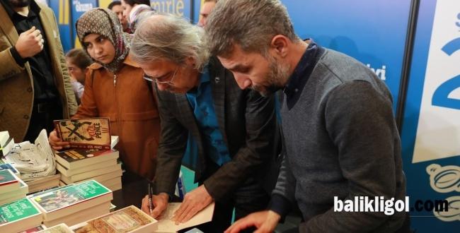 Şanlıurfa Kitap Fuarı 300 bin kişi ile sona erdi