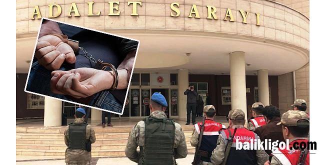 Şanlıurfa'da 2 DEAŞ üyesine hapis cezası