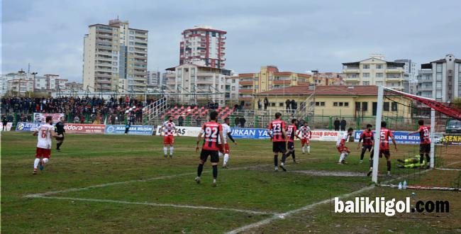 Siverek Belediyespor, Şanlıurfa Gençlerbirliğispor 3-1