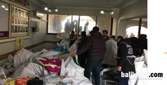 Urfa'da HDP İl Binasına Baskın: 40 Kişiye Gözaltı var!