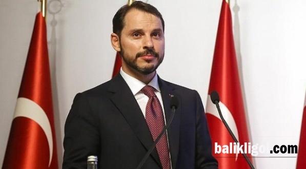 Yeni enflasyon rakamları Bakan Albayrak tarafından açıklandı