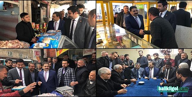 AK Parti Adayı Canpolat: Sorunları hep birlikte çözeceğiz!