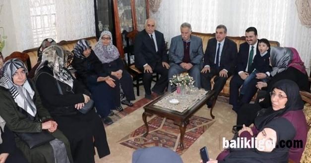 AK Parti Büyükşehir Adayı İlk Ev Toplantısına Katıldı