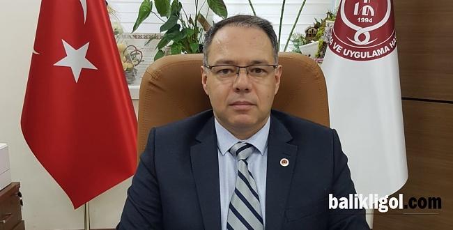 Başhekim Altay: Basın çalışanlarımızın 10 Ocak Gazeteciler Gününü kutluyorum