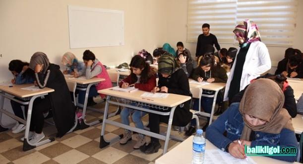 Hilvan Bilgi Evi Öğrencileri Eğitim Kampında