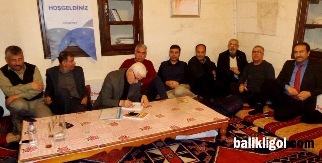 Mehmet Akif İnan Şanlıurfa TYB'de anıldı