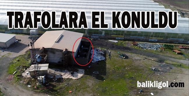 Şaka değil! DEDAŞ'tan Droneli Kaçak Trafo Operasyonu