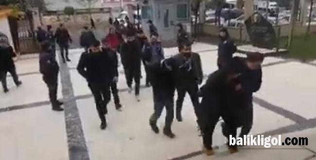 Şanlıurfa'da Gasp ve Uyuşturucu Çetesine Operasyon