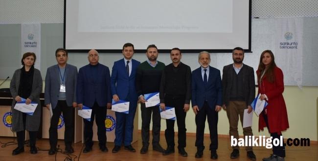 Şanlıurfa Teknokent Mentorluk Eğitimleri Sertifika Töreni Yapıldı