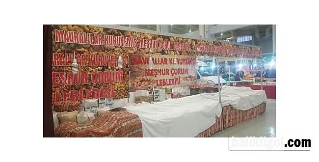 Şanlıurfa'da Ulusal Gıda Fuarı Açıldı