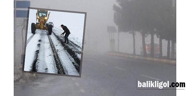 Siverek'te birçok mahallenin yolu kapandı