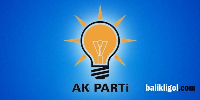 Son dakika! AK Parti İlçe Belediye Başkan Adayları açıkladı