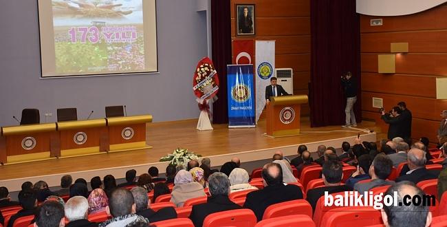 Tarımsal Öğretimin 173. Yılı Harran Üniversitesinde Kutlandı