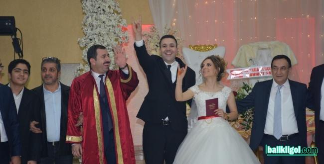 Urfa'da AK Parti ve MHP Düğünde Birlik Mesajı Verdi