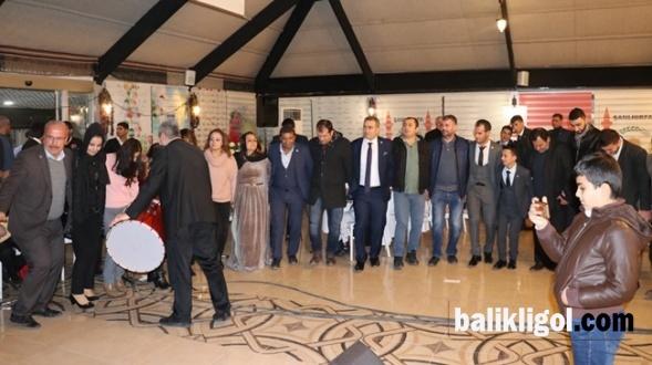 Urfa'da gazeteciler, Çalışan Gazeteciler gününde eğlendiler