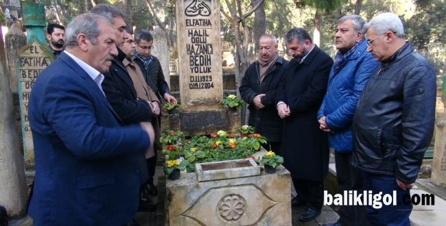 Urfa, Ünlü Gazelhanı Kazancı Bedih'i unutmadı