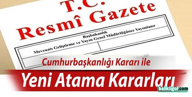 8 Şubat 2019 - Erdoğan'ın İmzasıyla Resmi Gazetede Yayınlandı