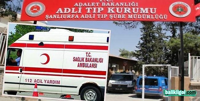 Akçakale'de 4 aylık bebek hayatını kaybetti