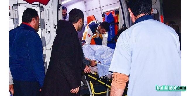 Akçakale'de istinat duvarının altında kalan çocuk hayatını kaybetti