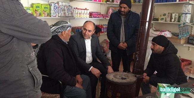 Aksoy: Bozova'da gönüllere talibiz