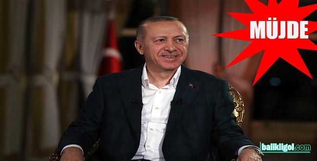 Cumhurbaşkanı Erdoğan: Yeni askerlik yapılanmasında 3, 6, 9, 12 gibi bir düzenlemenin üzerinde duruyoruz