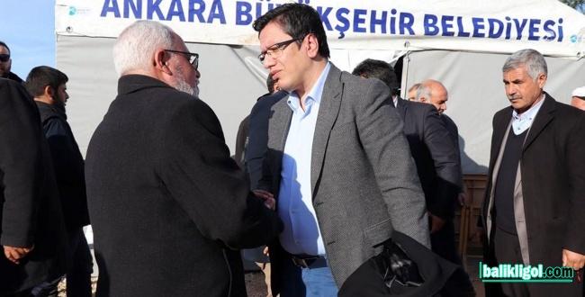 Halfeti AK Parti Adayı Şeref Albayrak Seçim Çalışmalarına Devam Ediyor