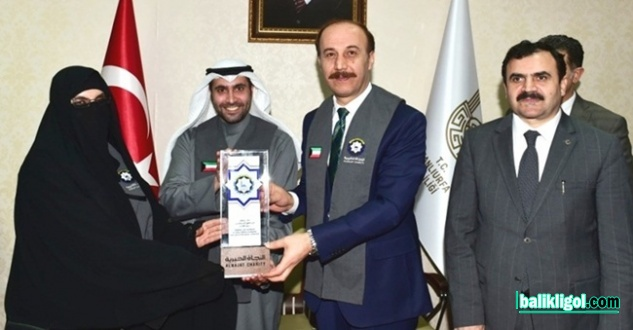 Kuveytliler Şanlıurfa'da 50 Okul Yapacak
