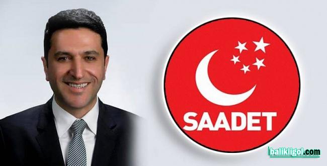 Saadet Partisi Haliliye Belediye Başkan Adayı Mustafa Hekimoğlu Oldu