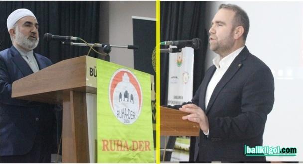 Şanlıurfa'da Ümmetin Şehitleri ve Şahadet Konferansı Düzenlendi