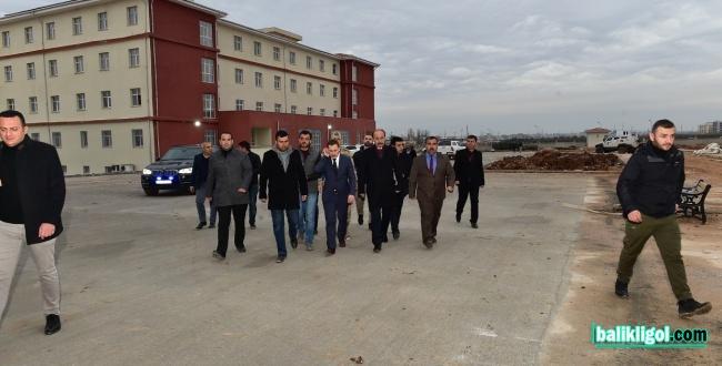 Şanlıurfa Viranşehir Eğitim Kampüsü Tamamlanmak Üzere