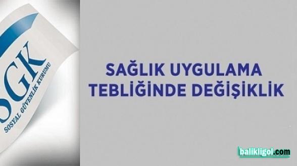 SGK'dan Üniversite Hastanelerini İlgilendiren Karar
