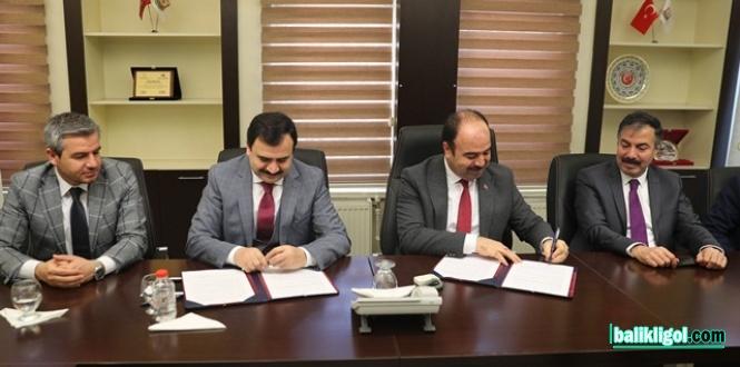 Urfa Büyükşehir ile MEB Müdürlüğü Arasında Sözleşme İmzalandı