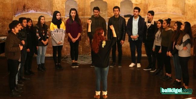 Urfa'da Gençlik Korosu Kuruldu