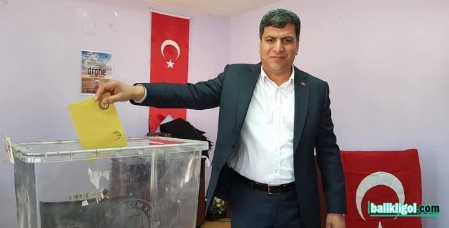 Ziraat Odası Başkanı Mahmut Özyavuz Güven Tazeledi