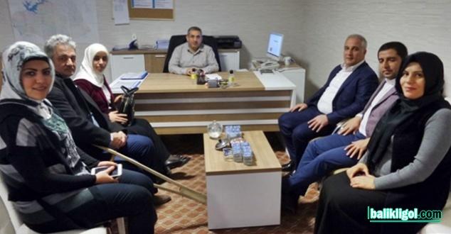 25. Dönem Milletvekili Hamide Sürücü'den SKM'ye ziyaret