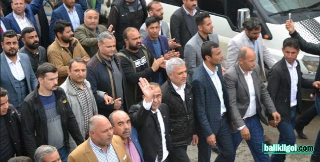 Abdülkerim Gök: Hizmetlerin Adresi AK Parti