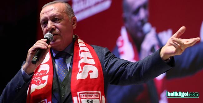 Başkan Erdoğan: Sevdası millet olmayanlar bizi anlayamazlar
