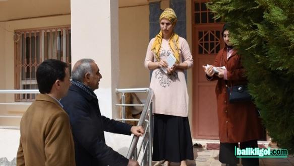 Başkan Aslan Ali Bayık Gönüllere Dokunuyor