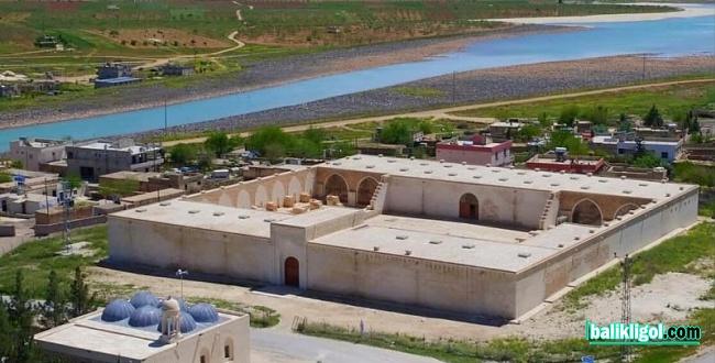 Çarmelik Kervansarayı Tarım Müzesi ve Çiftçi Eğitim Merkezi oluyor