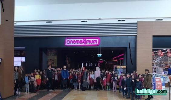 Cinemaximum Şanlıurfa'da Çocukları Sinema ile Tanıştırdı