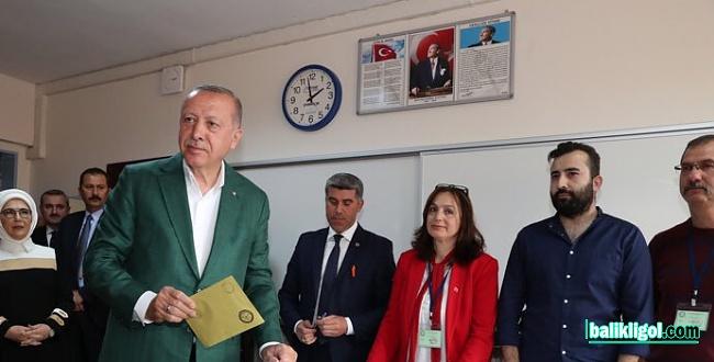Erdoğan'dan son dakika açıklaması: Milletimizin takdiridir