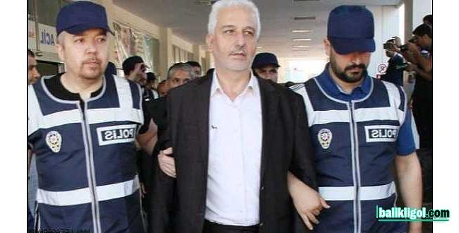 Ertekin'e hapis cezası